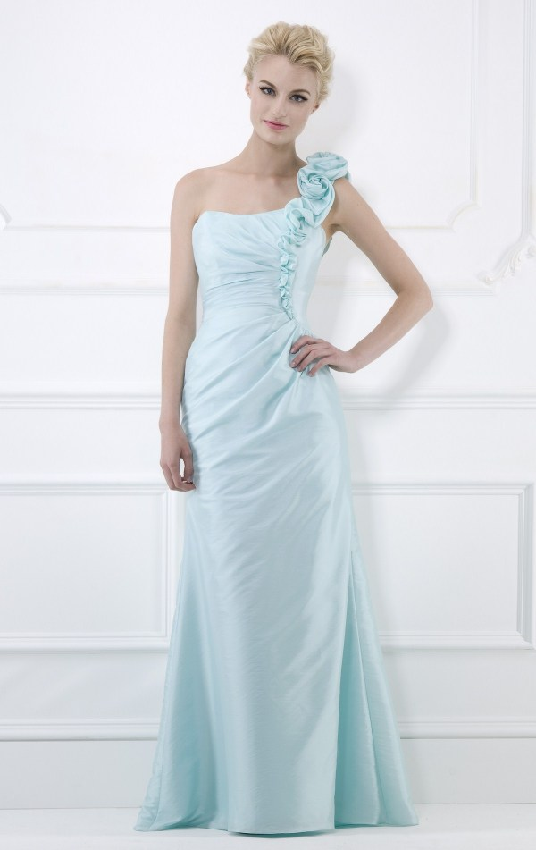 Taffeta Long prom Dresses 2013