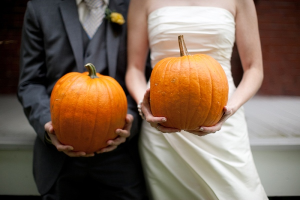 Pumpkin-Wedding